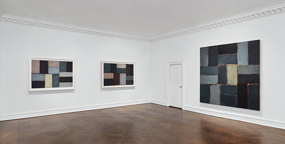 Mnuchin Gallery Sean Scully 3