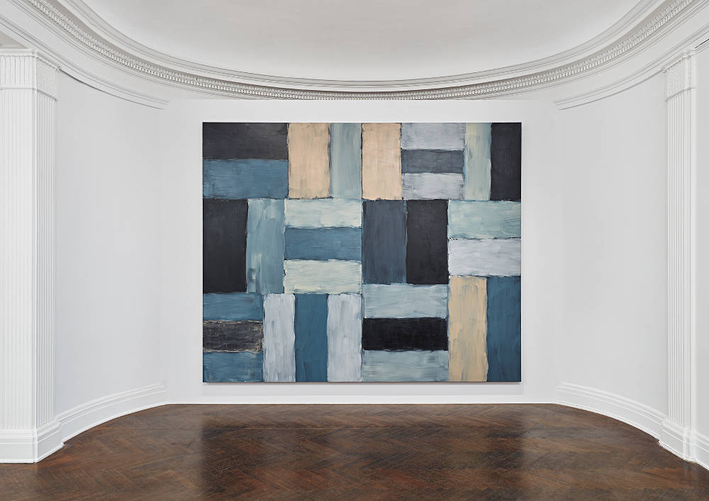 Mnuchin Gallery Sean Scully 5