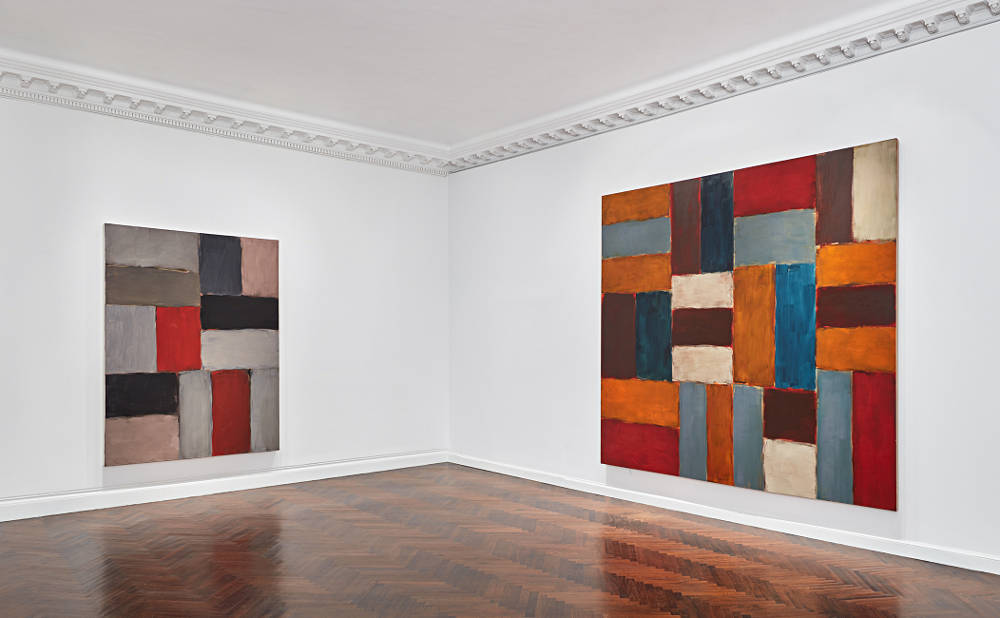 Mnuchin Gallery Sean Scully 6