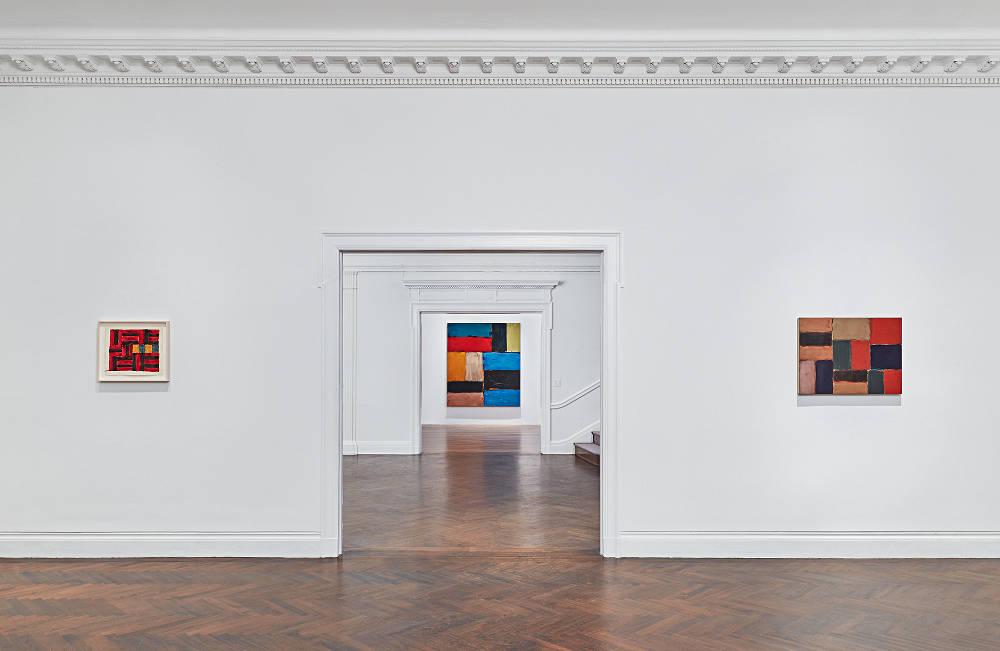 Mnuchin Gallery Sean Scully 7