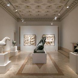 Marino Marini: Horses, Horsemen and Female Nudes @Robilant + Voena, London, London  - GalleriesNow.net