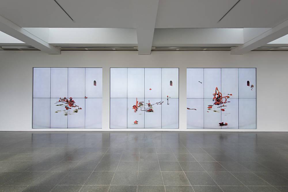 Serpentine Gallery Ian Cheng 1