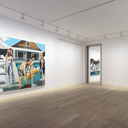 Eric Fischl: Presence of an Absence @Skarstedt, London, London  - GalleriesNow.net