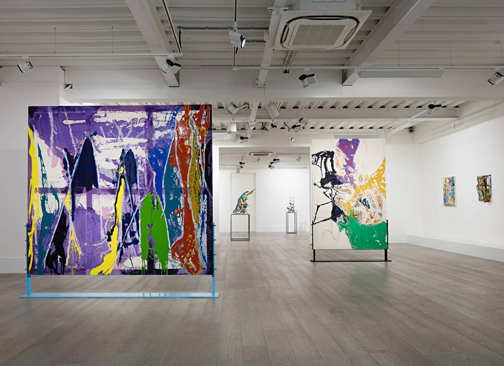 Sophia Contemporary Gallery Iva Gueorguieva Dona Nelson 1