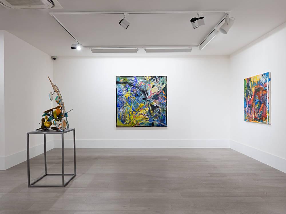 Sophia Contemporary Gallery Iva Gueorguieva Dona Nelson 2
