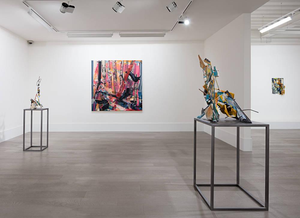 Sophia Contemporary Gallery Iva Gueorguieva Dona Nelson 3
