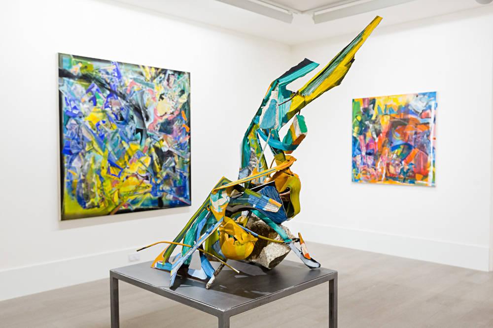 Sophia Contemporary Gallery Iva Gueorguieva Dona Nelson 6