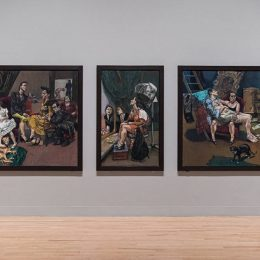 All Too Human: Bacon, Freud and a Century of Painting Life @Tate Britain, London  - GalleriesNow.net