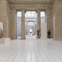 Tate Britain Commission 2018: Anthea Hamilton @Tate Britain, London  - GalleriesNow.net