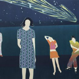 Tom Hammick: Lunar Voyage @Flowers Gallery, Kingsland Road, London  - GalleriesNow.net