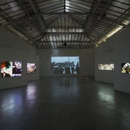 TJ Wilcox: Carte de visite @VNH Gallery, Paris  - GalleriesNow.net