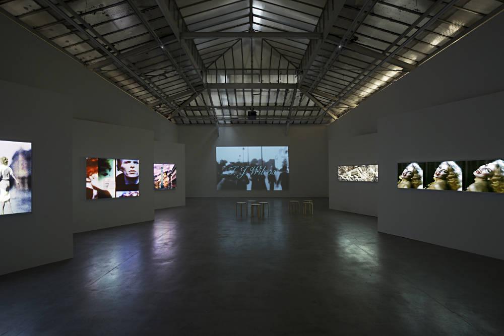 Exclusive 360 TJ Wilcox Carte De Visite At VNH Gallery