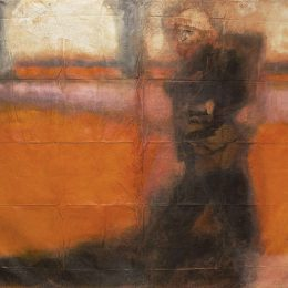 Hughie O'Donoghue: Scorched Earth @Marlborough Fine Art, London  - GalleriesNow.net