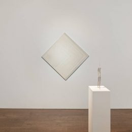 Slowing Time: Riccardo Guarneri and his relationship to Giorgio Morandi and Fausto Melotti @rosenfeld porcini, London  - GalleriesNow.net