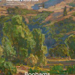California and Western Paintings and Sculpture @Bonhams Los Angeles, Los Angeles  - GalleriesNow.net