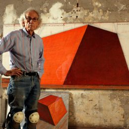 Christo and Jeanne-Claude: Barrels and The Mastaba 1958–2018 @Serpentine Gallery, London  - GalleriesNow.net