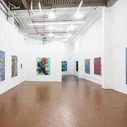 Kristopher Benedict: TREE STREETS @David Richard Gallery, New York  - GalleriesNow.net