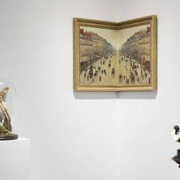 Nancy Fouts: Down the Rabbit Hole @Flowers Gallery, Cork Street, London  - GalleriesNow.net