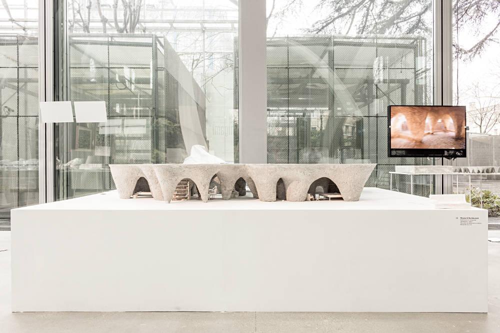 Fondation Cartier Junya Ishigami 1