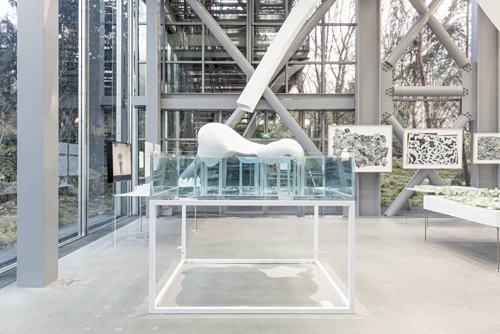 Fondation Cartier Junya Ishigami 3