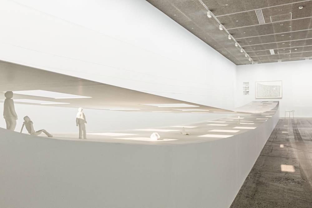 Fondation Cartier Junya Ishigami 5