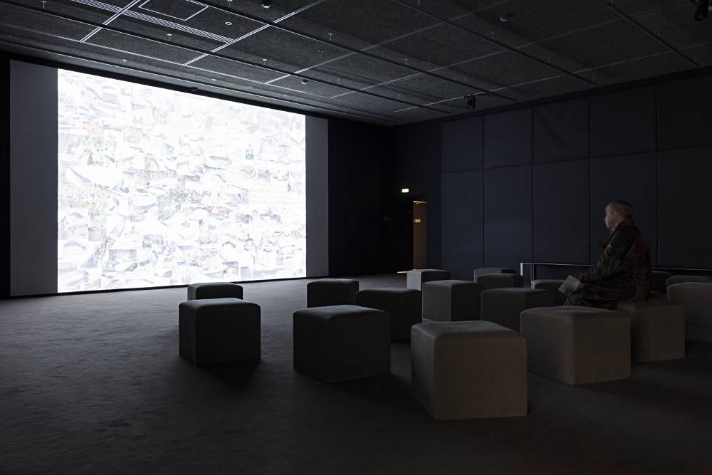 Fondation Cartier Junya Ishigami 6