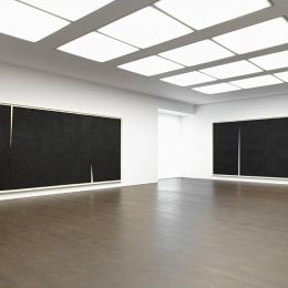 Richard Serra: Rifts @Gagosian Grosvenor Hill, London  - GalleriesNow.net