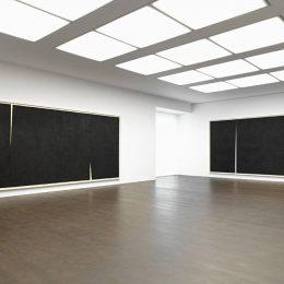 Richard Serra: Rifts @Gagosian Grosvenor Hill, London  - GalleriesNow.net