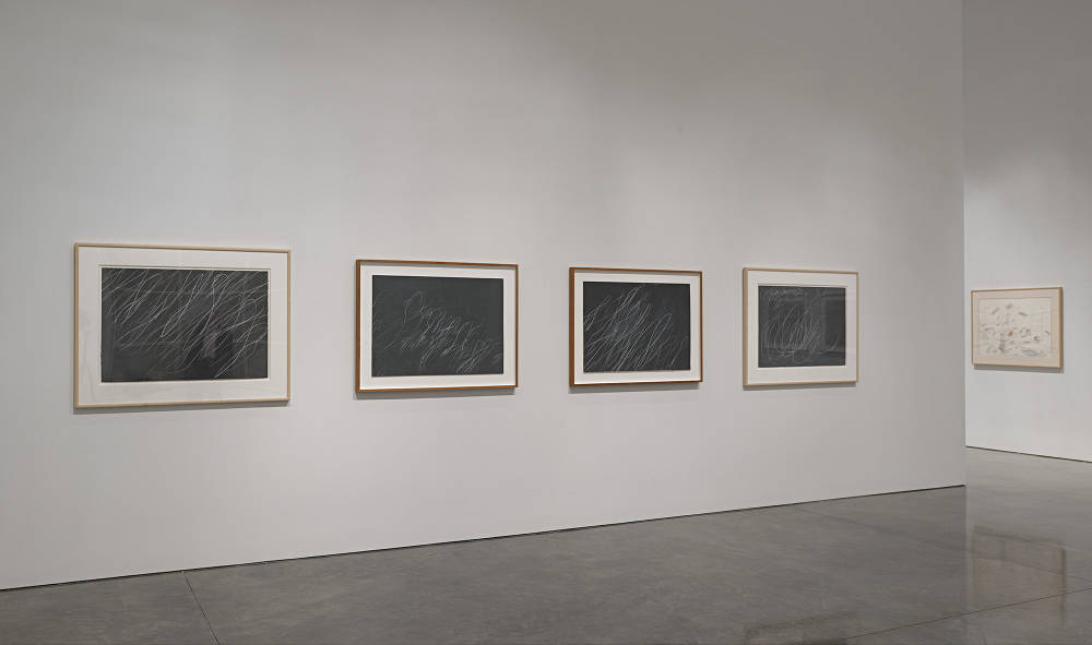 Gagosian West 21st St Cy Twombly 2