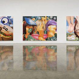Jeff Koons: Easyfun-Ethereal @Gagosian West 24th St, New York  - GalleriesNow.net
