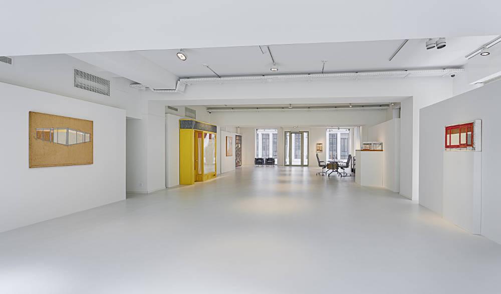 Galerie Gmurzynska Zurich Talstrasse Christo 1