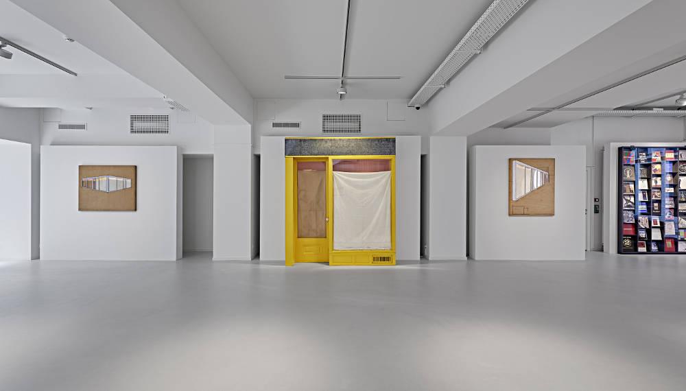 Galerie Gmurzynska Zurich Talstrasse Christo 2