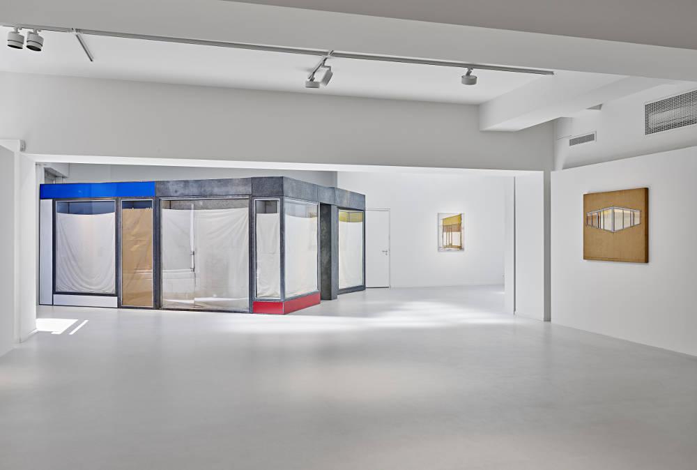 Galerie Gmurzynska Zurich Talstrasse Christo 3