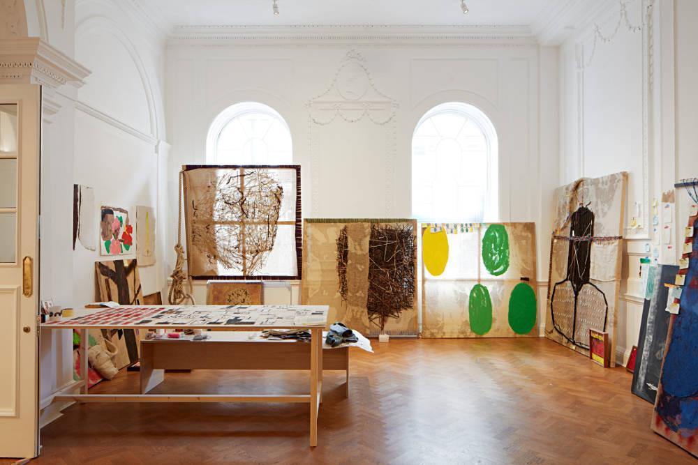 Galerie Thaddaeus Ropac London Alvaro Barrington 1