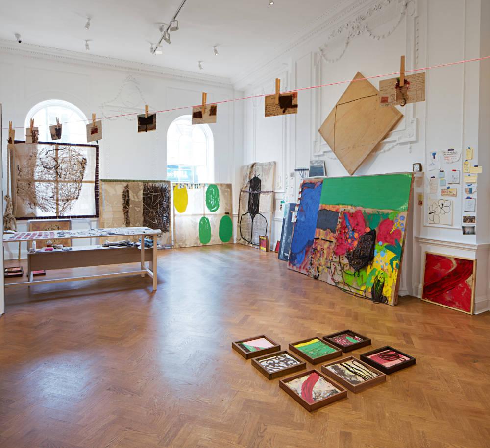 Galerie Thaddaeus Ropac London Alvaro Barrington 2