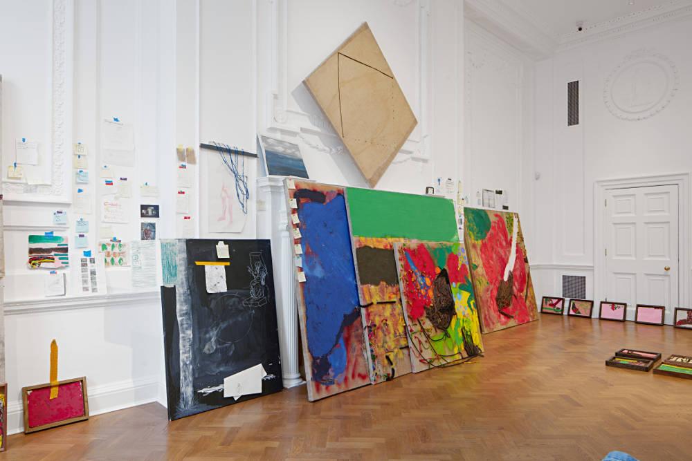 Galerie Thaddaeus Ropac London Alvaro Barrington 4