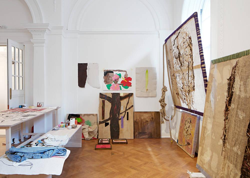 Galerie Thaddaeus Ropac London Alvaro Barrington 5