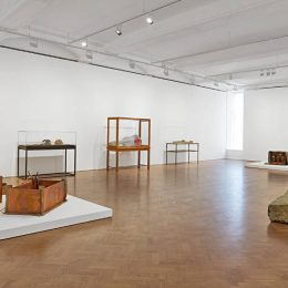 Joseph Beuys: Utopia at the Stag Monuments @Galerie Thaddaeus Ropac, London, London  - GalleriesNow.net