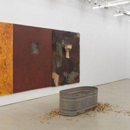 Harmony Hammond: Inappropriate Longings @Alexander Gray Associates, New York  - GalleriesNow.net