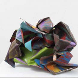 John Chamberlain: ENTIRELYFEARLESS @Gagosian Davies St, London  - GalleriesNow.net