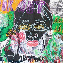 Kudzanai Chiurai: Madness and Civilization @Goodman Gallery Cape Town, Cape Town  - GalleriesNow.net