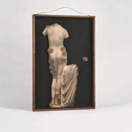 León Ferrari: For a World with No Hell @Galeria Nara Roesler New York, New York  - GalleriesNow.net