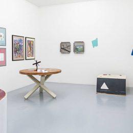 Manfred Pernice: Lando (I – VIII, 2018) @Mai 36 Galerie, Zürich  - GalleriesNow.net