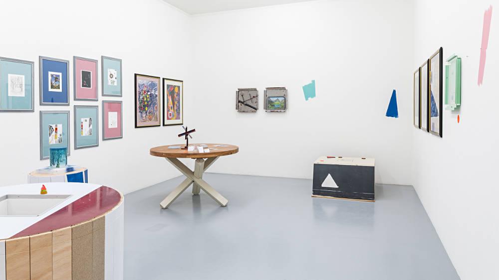 Mai 36 Galerie Manfred Pernice 1