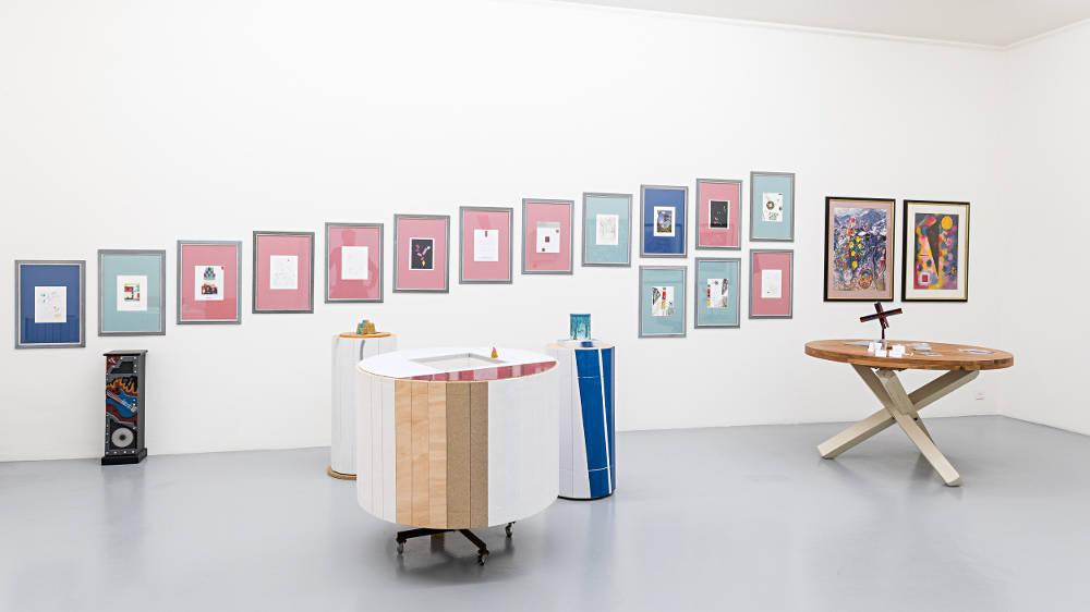 Mai 36 Galerie Manfred Pernice 2