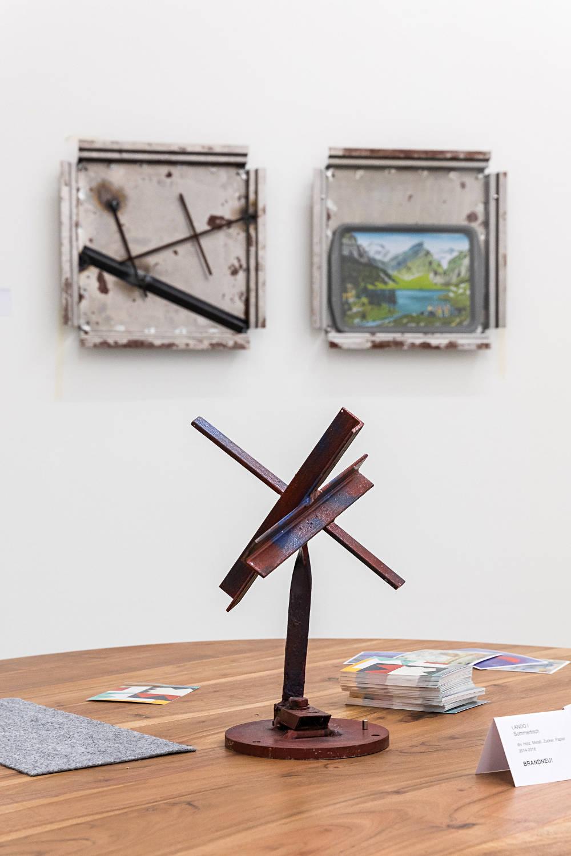 Mai 36 Galerie Manfred Pernice 5