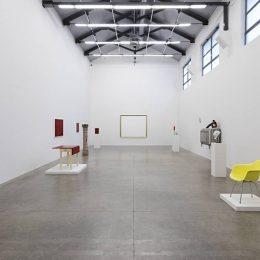Bertrand Lavier: Hier, Oggi @Massimo De Carlo, Milan, Milan  - GalleriesNow.net