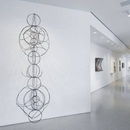 Claire Falkenstein: Matter in Motion @Michael Rosenfeld Gallery, New York  - GalleriesNow.net