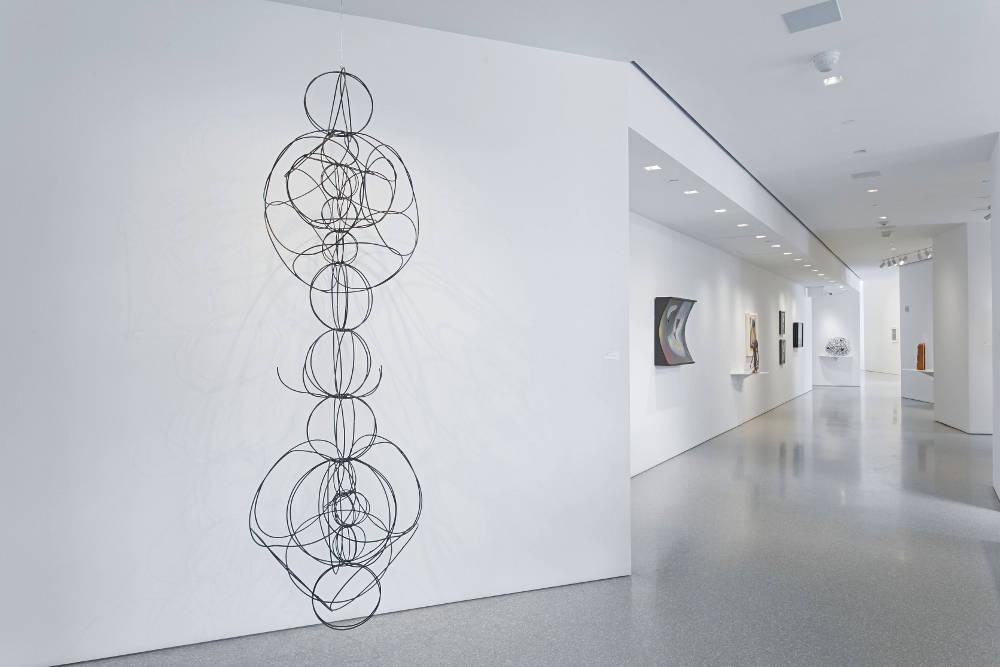 Michael Rosenfeld Gallery Claire Falkenstein edited 2