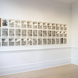Paulo Bruscky: The Gallery will be fumigated of art @Richard Saltoun, London  - GalleriesNow.net
